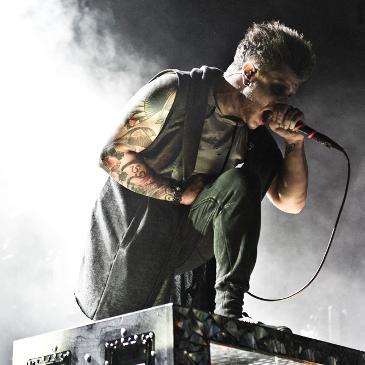 Eskimo Callboy - Leipzig - Arena (09.11.2015)