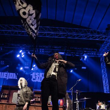 Eskimo Callboy / Impericon Fest - Oberhausen - Turbinenhalle (22.04.2016)