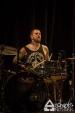 Every Time I Die - Eindhoven - Dynamo (19.05.2012)