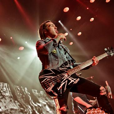 FALL OUT BOY - Berlin - Max-Schmeling Halle (06.04.2018)