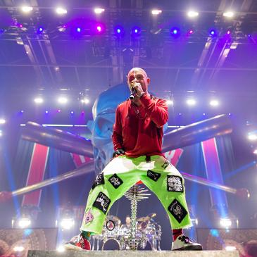 FIVE FINGER DEATH PUNCH - Hamburg - Sporthalle (04.02.2020)