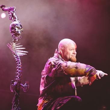 FIVE FINGER DEATH PUNCH - STUTTGART - PORSCHE ARENA (11.11.2015)