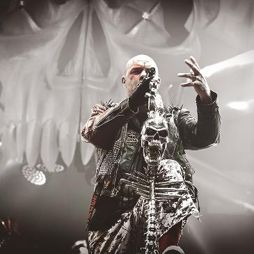 FIVE FINGER DEATH PUNCH - STUTTGART - SCHLEYERHALLE (02.12.2017)