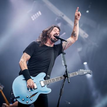 FOO FIGHTERS - Hamburg - Trabrennbahn (10.06.2018)