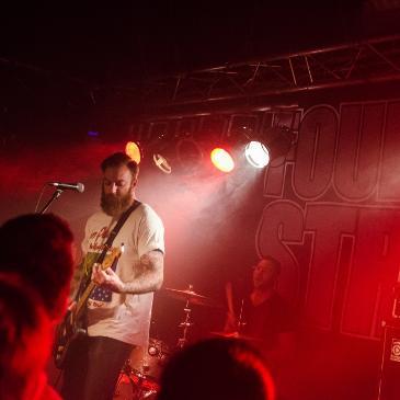 FOUR YEAR STRONG - Köln - Underground (01.05.2016)