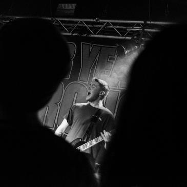 FOUR YEAR STRONG - Köln - Underground (03.02.2017)