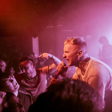 FRANK CARTER & THE RATTLESNAKES - Hamburg - headCRASH (16.03.2018)