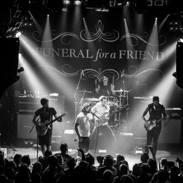 FUNERAL FOR A FRIEND - Hamburg - Knust (23.03.2016)