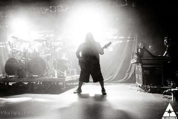 Fear Factory - Karlsruhe - Substage (16.07.2015)