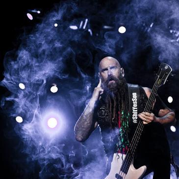 Five Finger Death Punch - Leipzig - Arena (09.11.2015)