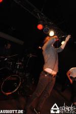 Former Thieves - Köln - Underground (16.01.2012)