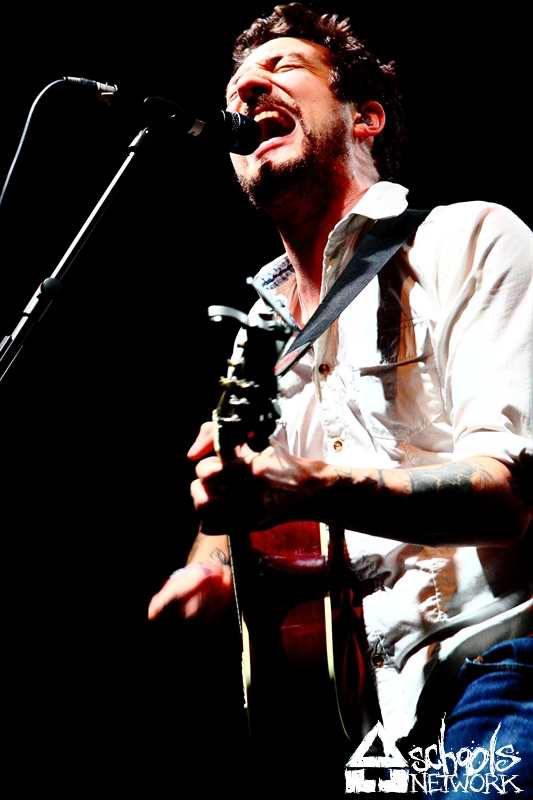 Photo zu 13.03.2014: Frank Turner, Andrew Jackson Jihad, Ducking Punches - Karlsruhe - Substage