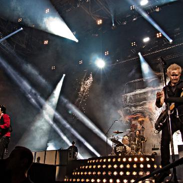 GREEN DAY - München - Olympiahalle (07.06.2017)