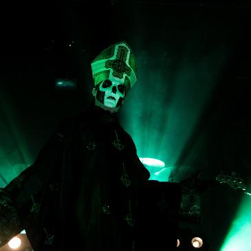 Ghost / Black To The Future Tour 2016 / Frankfurt- Batschkapp (17.02.2016)