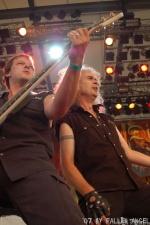 Grave Digger - Gelsenkirchen - Rock Hard Open Air (25.05.2007)