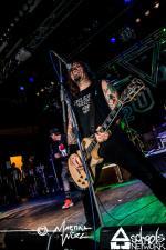 H2O - Rebellion Tour 5 - Lahr - Universal D.O.G. (25.04.2014)