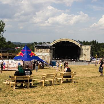 HAPPINESS FESTIVAL - Schwann (07.07.2017)