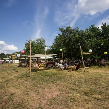 HAPPINESS FESTIVAL - Schwann (07.07.2017)