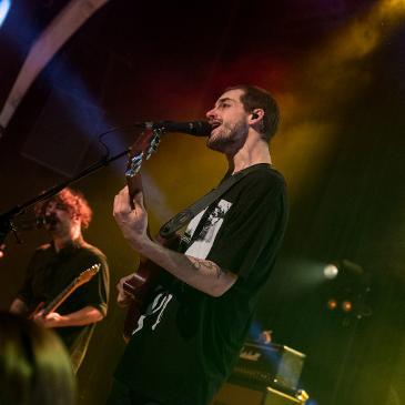HEISSKALT - Hamburg - Mojo (13.12.2017)