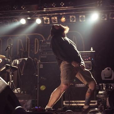 HEROD - DEATHCRUSHER TOUR - STUTTGART - LKA LONGHORN (04.11.2015)