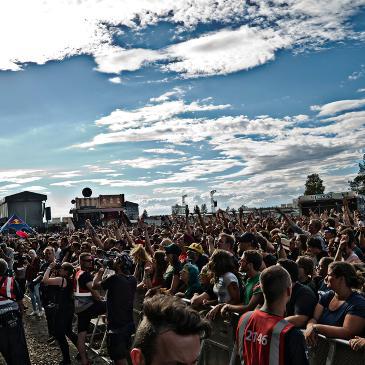 HIGHFIELD FESTIVAL (21.08.2016)