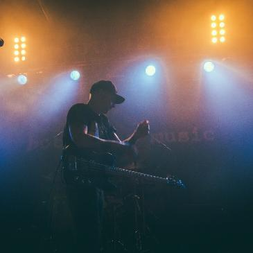 HOT WATER MUSIC - Köln - Live Music Hall (26.04.2018)