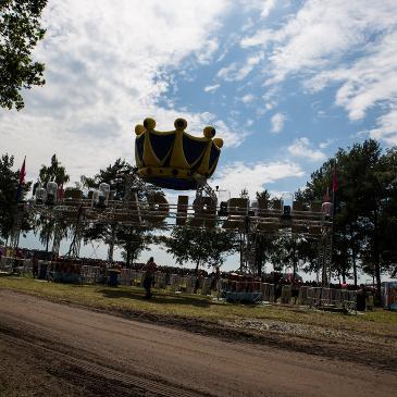 HURRICANE FESTIVAL - Scheeßel - Eichenring (24.06.2016)