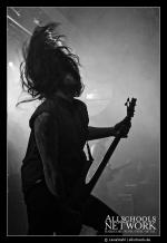Heaven Shall Burn - Persistence Tour 2008 - München - Backstage (08.12.2008)