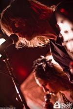 Hellsongs - Bochum - Zeche (30.03.2012)