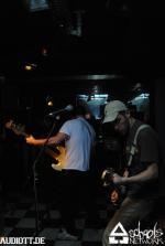 Hostage Calm - Mönchengladbach - Roots Club (19.03.2011)