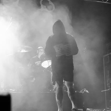 Hundredth / Impericon Fest - Oberhausen - Turbinenhalle (22.04.2016)