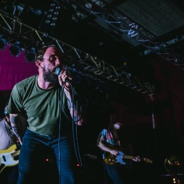IDLES - Köln - Live Music Hall (15.04.2019)