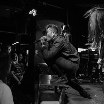 IMMINENCE - Hannover - Faust (Mephisto) (17.09.2017)