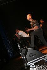 Ieper Fest 2010 - Freitag - Raised Fist (13.08.2010)