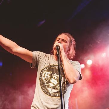 JOHN COFFEY - SIX TOUR - STUTTGART - LKA LONGHORN (29.11.2015)