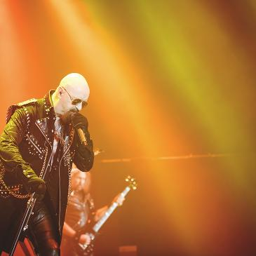 JUDAS PRIEST - REDEEMER OF SOULS TOUR - STUTTGART - SCHLEYERHALLE (14.12.2015)