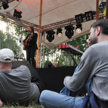 Jochen Distelmeyer - Neustrelitz - Immergut Festival (27.05.20016)