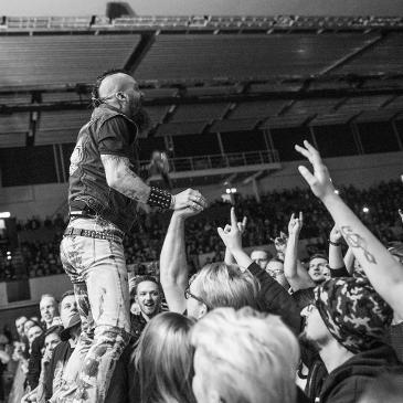 KILLSWITCH ENGAGE - Hamburg - Sporthalle (25.01.2019)