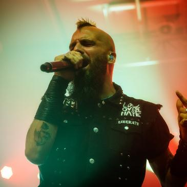 KILLSWITCH ENGAGE - MÜNCHEN - TONHALLE (07.11.2019)