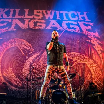 KILLSWITCH ENGAGE ? STUTTGART ? SCHLEYERHALLE (11.02.2019)