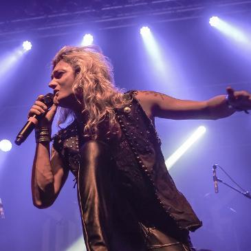 KISSIN' DYNAMITE - Berlin - Huxleys (06.08.2018)