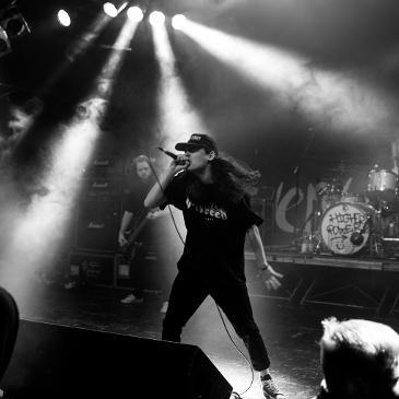 KNOCKED LOOSE - Hamburg - Markthalle (22.11.2017)