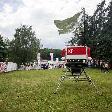 KOSMONAUT FESTIVAL - CHEMNITZ - STAUSEE RABENSTEIN (16.06.2017)