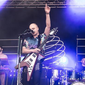KOSMONAUT FESTIVAL - Chemnitz - Stausee Rabenstein (06.07.2019)