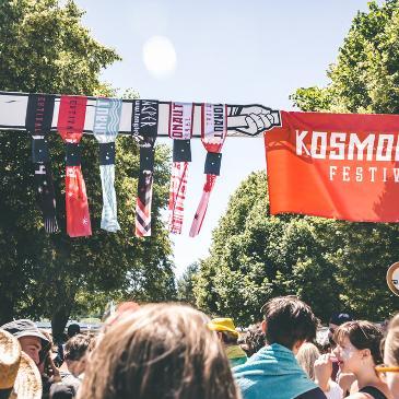 KOSMONAUT FESTIVAL - Chemnitz - Stausee Rabenstein (30.06.2018)