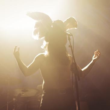 KVELERTAK - REPENTLESS WORLD TOUR - LUDWIGSBURG - MHP ARENA (14.11.2015)