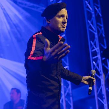 K.I.Z - Hurra, die Welt geht unter Tour - Osnabrück - Hyde Park (12.12.2015)