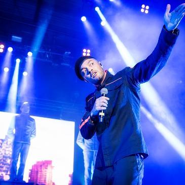 K.I.Z. - HURRA DIE WELT GEHT UNTER TOUR - STUTTGART - PORSCHE ARENA (1.04.2016)