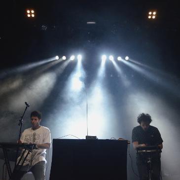 Kid Simius - Köln - Palladium (15.12.2015)