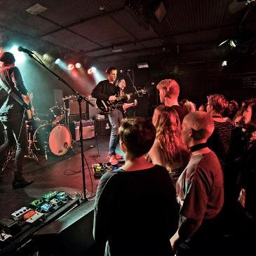 LEMONWOOD - Berlin - Musik und Frieden (05.04.2017)